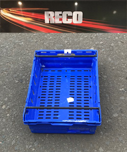 Used Blue Bale Arm Trays