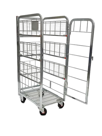 New Milk Trolleys