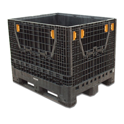 Collapsible Plastic Pallet Boxes Repairs