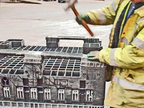 Plastic Pallet Boxes Service and Repair