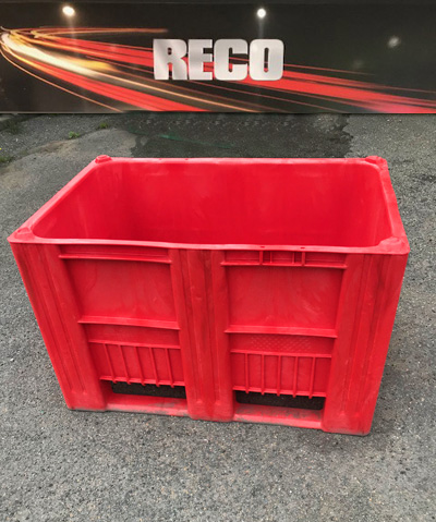 New Euro Heavy Duty Plastic Pallet Boxes