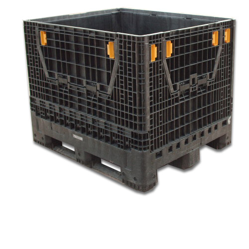 Collapsible Plastic Pallet Boxes