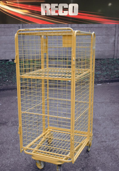 3 Sided Rod Roll Cages