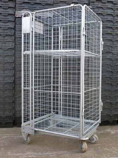 Security A Frame Nestable Roll Cage