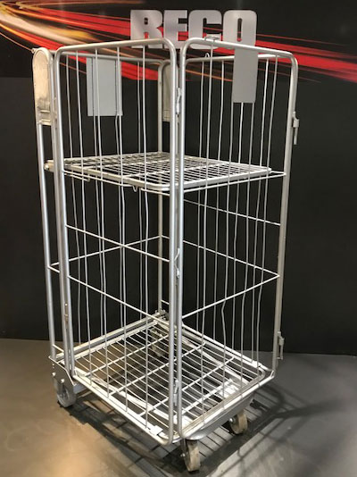 Used 4 Sided Roll Cages