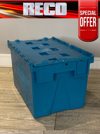 Used Tote Boxes For Sale