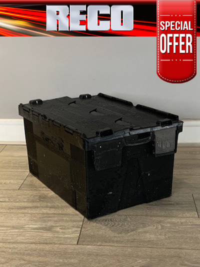 Used Black Tote Box For Sale